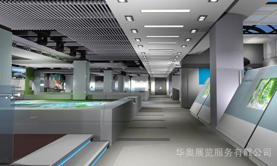 太原城市规划馆_展会设计_国外展览会_展厅设计公司—