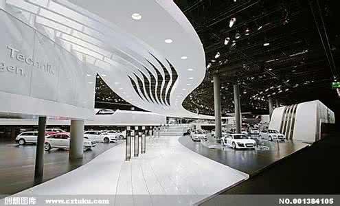 一个优秀的展台设计如何在国外展览会中绽放?