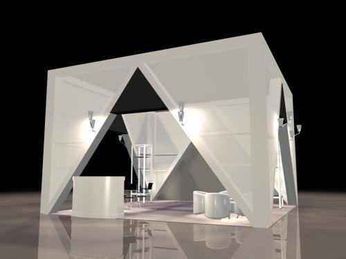 企业展示厅设计的展览路线要准确